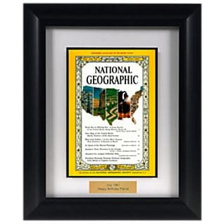 Personalized Your Year National Geographic Cover