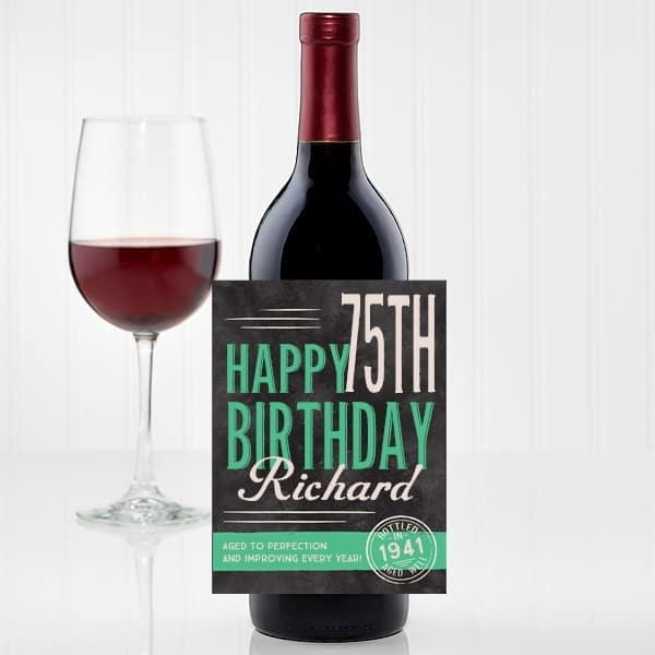 personalized-75th-birthday-wine-bottle-labels
