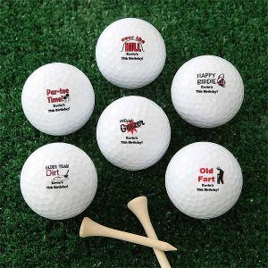 75th Birthday Golf Party Ideas