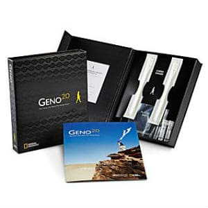 Geno 2.0 - DNA Ancestry Kit