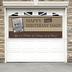 75th Birthday Banners – Add Flair to Your Party