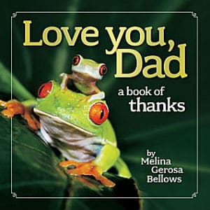Love You, Dad Book - A Book of Thanks