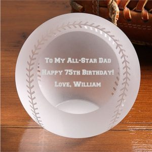 All-Star Dad 75th Birthday Gift