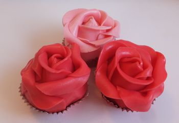 Rose Cupcake Tutorial
