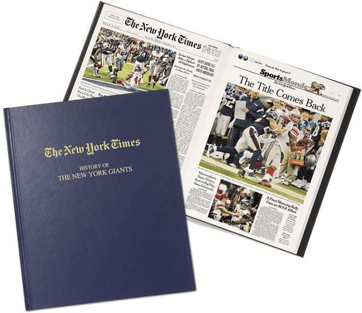 Favorite Sports Team History Book