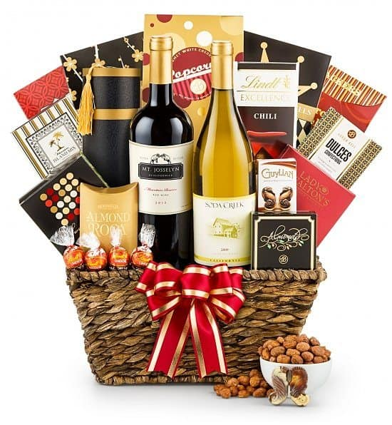 Birthday Gift Baskets - Surprise someone special with a gourmet gift basket! Click to see the top birthday gift baskets for any man or woman celebrating their birthday!