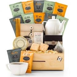 Tea Pot Set for One Birthday Gift Basket
