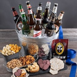 Beer Gift Basket for Men - Choice of Styles