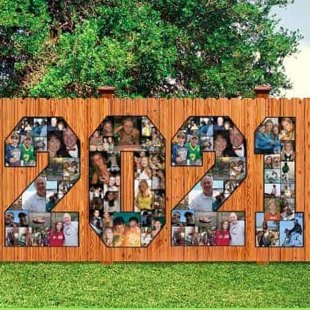 Looking for clever ways to display photos at a party?  Check out these great ideas!